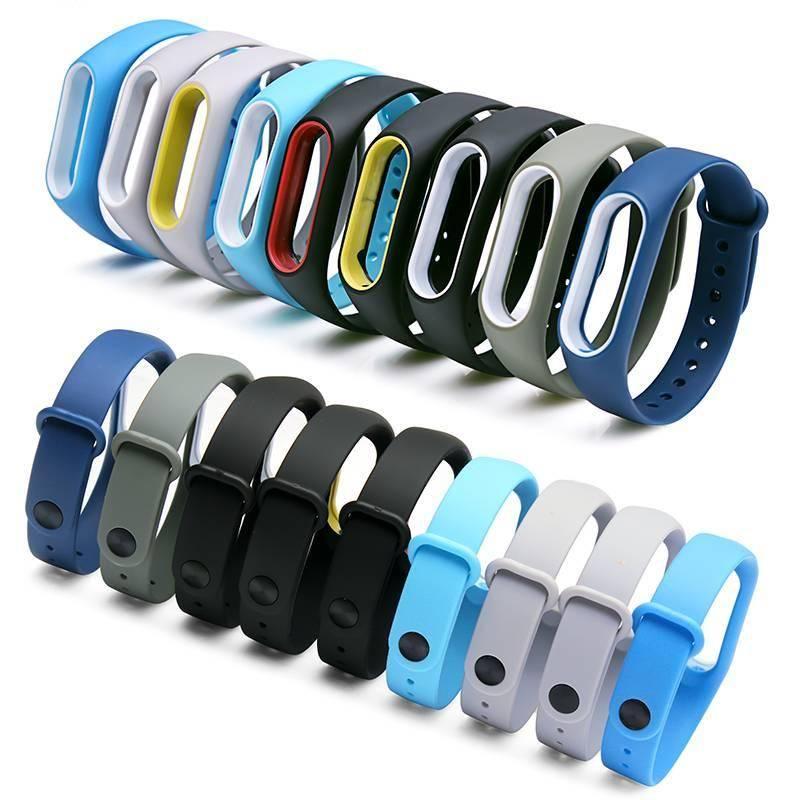 Double Color Smart Band Strap
