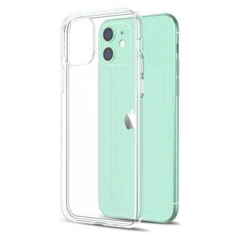 Ultra Thin Clear Case For iPhone 11 7 Case Silicone Soft Back Cover For iPhone 11 Pro XS Max X 8 7 6s Plus 5 SE 11 XR Case