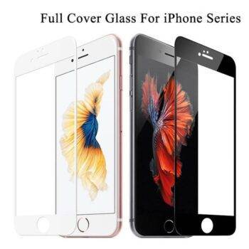 Full Cover Tempered Glass on For iPhone 7 8 6 6s Plus Screen Protector Protective Film For iPhone 11 Pro X XS Max XR Curved Edge