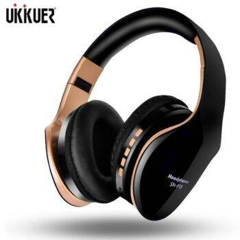 Wireless Headphones Bluetooth Headset Foldable Stereo Headphone Gaming Earphones With Microphone