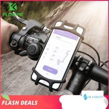 Bike Phone Holder Universal Motorcycle Bicycle Mobile Cell Phone Stand Handlebar Clip Holder For iPhone Samsung Bracket
