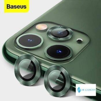 Baseus Back Camera Lens Screen Protector For iPhone 11 Pro Max Camera Protector for iPhone 11 Pro Tempered Glass Protection Case