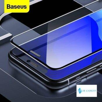 Baseus 0.3mm Screen Protector For iPhone 11 Pro Xs Max X Xr Full Cover Tempered Glass Protective Film For iPhone 11 Protection