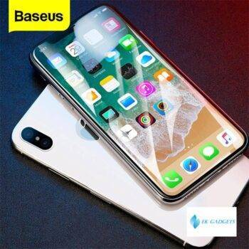 Screen Protector Tempered Glass For iPhone X 10 4D Surface Full Cover Protection Glass Film For iPhoneX Protective Glass