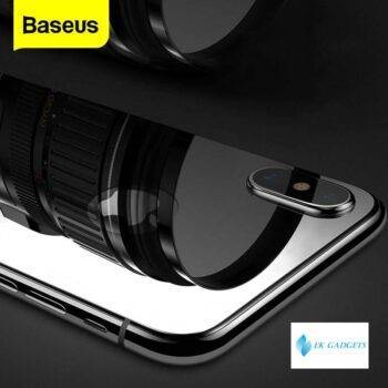 0.3mm Back Screen Protector For iPhone X 9H Back Tempered Glass For iPhoneX Ultra Thin Rear Protective Glass Film Cover