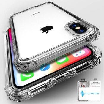 Transparent Shockproof TPU Phone Case For iPhone 11 Pro XS Max SE 2 XR X 8 7 6 6S Plus Ultra Thin Soft Silicone Clear Back Cover