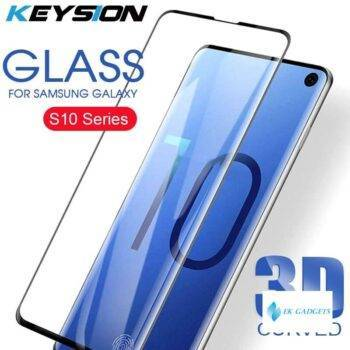 3D Glass For Samsung Galaxy S10 Plus Screen Protector Tempered Glass For Galaxy S10 S10+ S10E Curved Cover Film S10 Plus