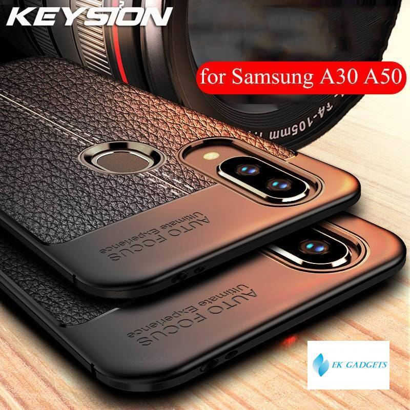 KEYSION Phone Case For Samsung Galaxy A70 A50 A40 A30s A20 A10 M20 M30s Silicone Shockproof Cover for Samsung A70s 50s A20s A10s