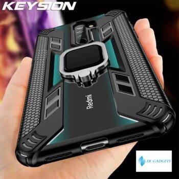 Magnetic Shockproof Case for Redmi Note 8 Pro 7 K20 Back Phone Cover for Xiaomi Mi Note 10 CC9 Pro Mi 9 Lite Mi 9T A3