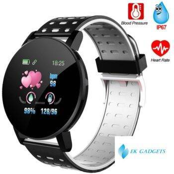 Fitness Bracelet Blood Pressure Measurement Fitness Tracker Watch Heart Rate Monitor Smartband
