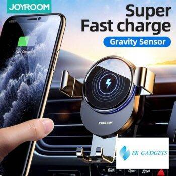 Car Phone Holder wireless charger 15W Qi Wireless Charger Car Mount Intelligent Infrared for Air Vent Mount For iPhone