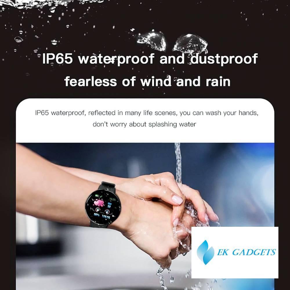 D18 Smart Watch Men Heart Rate/Blood Pressure/Blood Oxyge Monitor D13 Smart Bracelet Wristband Fitness Tracker Waterproof