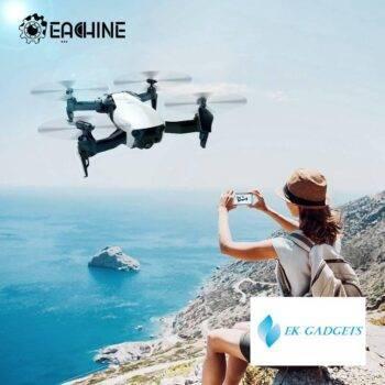 Eachine E511 WIFI FPV 1080P / 720P HD Camera Headless Mode 16Mins Flight Time Foldable RC Drone Quadcopter