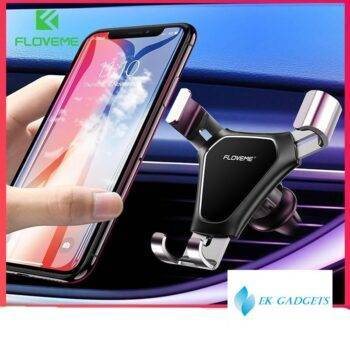 Gravity Car Phone Holder Air Vent Mount Mobile Phone Stand Holder For Car Cell Phone Holder Support Smartphone Voiture
