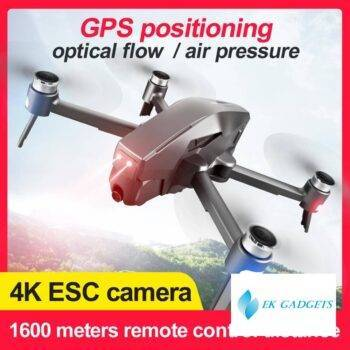 M1 Drone GPS Quadcopter With 4K HD Camera 1.6KM WIFI Live video 1.6KM control distance Flight 25 minutes drone with Camera Dron